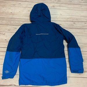 Columbia ski jacket size large